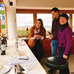 Rioja Ijalba社へ2度目の訪問。新ラベルになり若い輸出部長に変わりました。